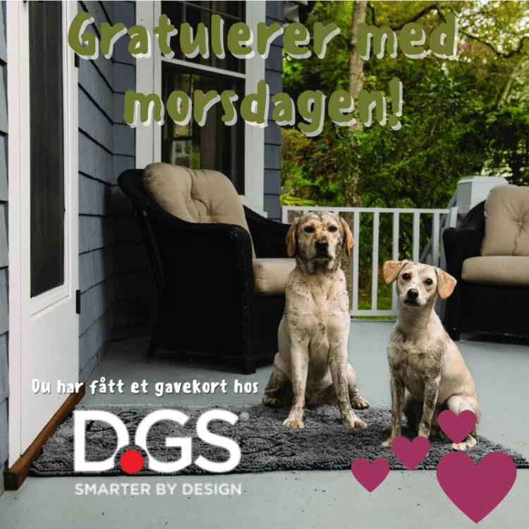 Gavekort DGS Petproducts